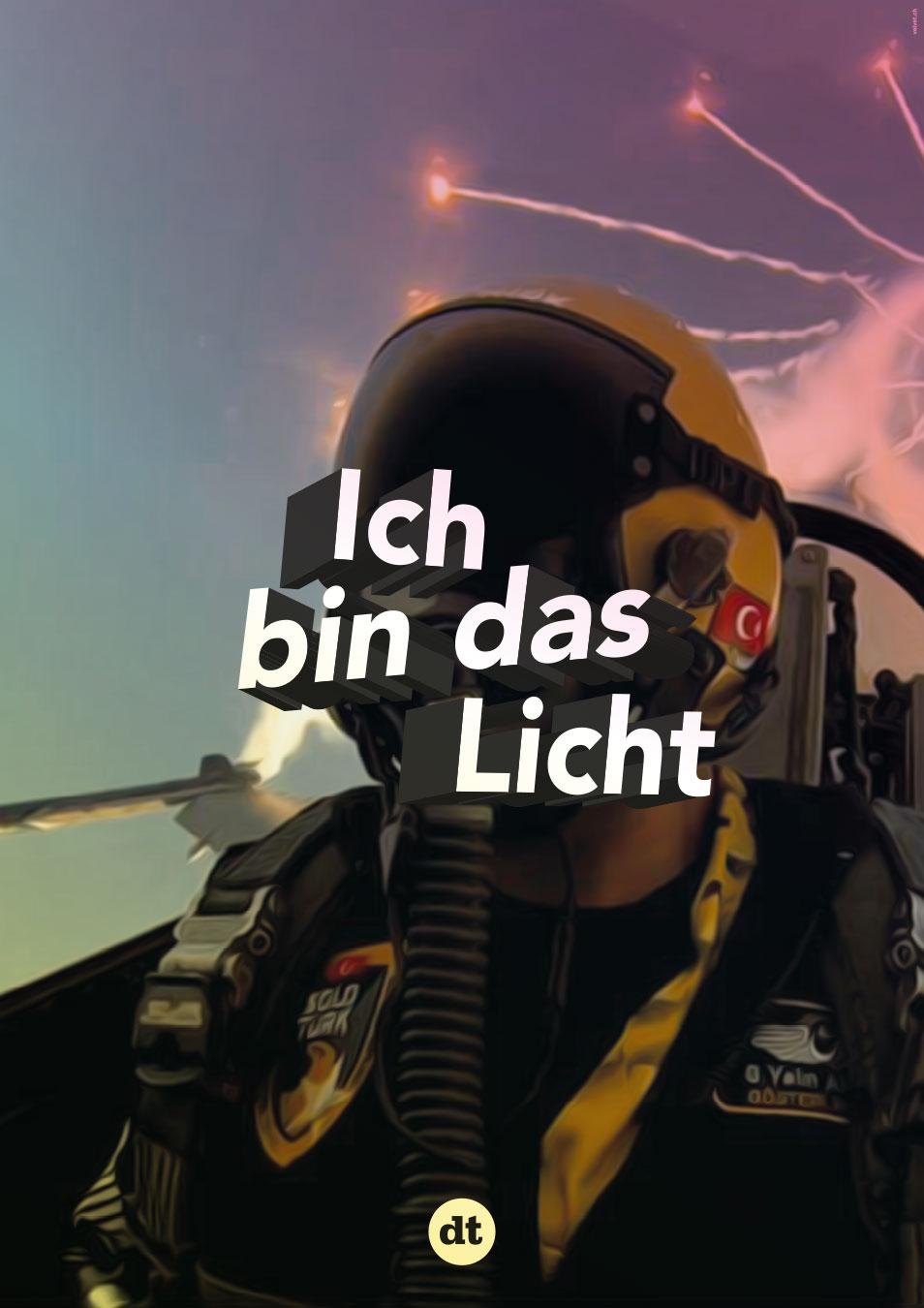 Deutsches Theater Berlin Spielzeit 15/16 Plakat Werbung