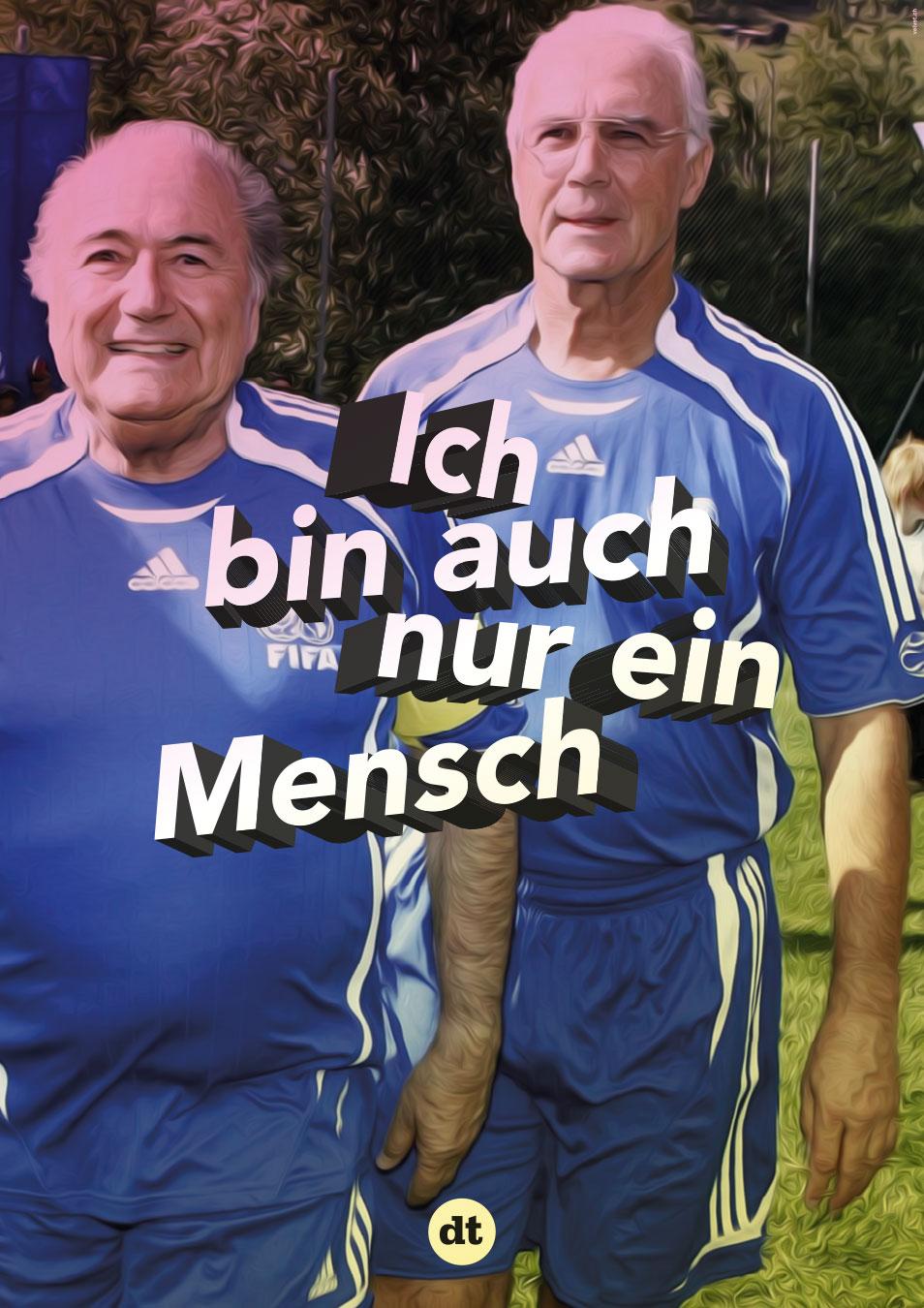 Deutsches Theater Berlin Plakat Spielzeit Werbung