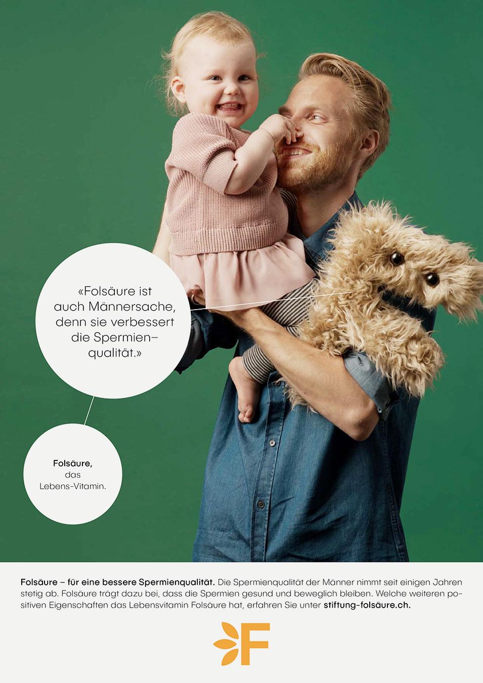 Stiftung Folsäure Corporate Design