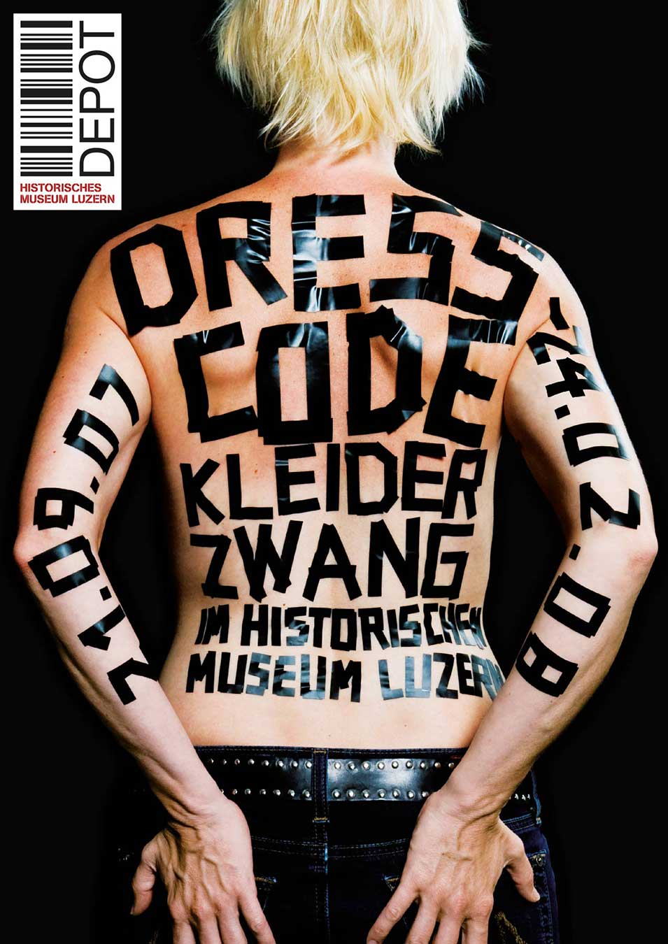 Historisches Museum Plakat Ausstellung Werbung