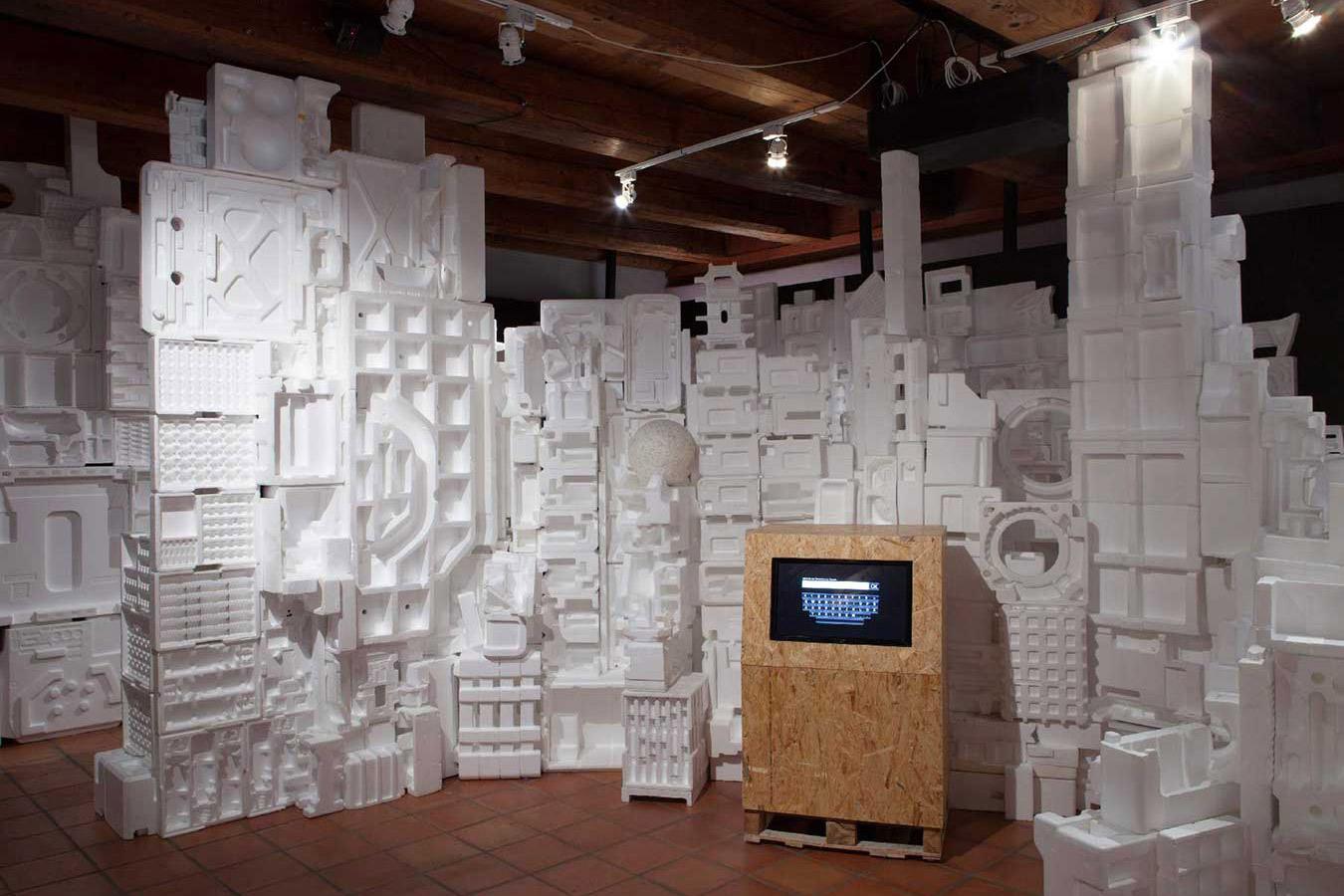 Historisches Museum Ausstellung Szenografie Sagenmaschine
