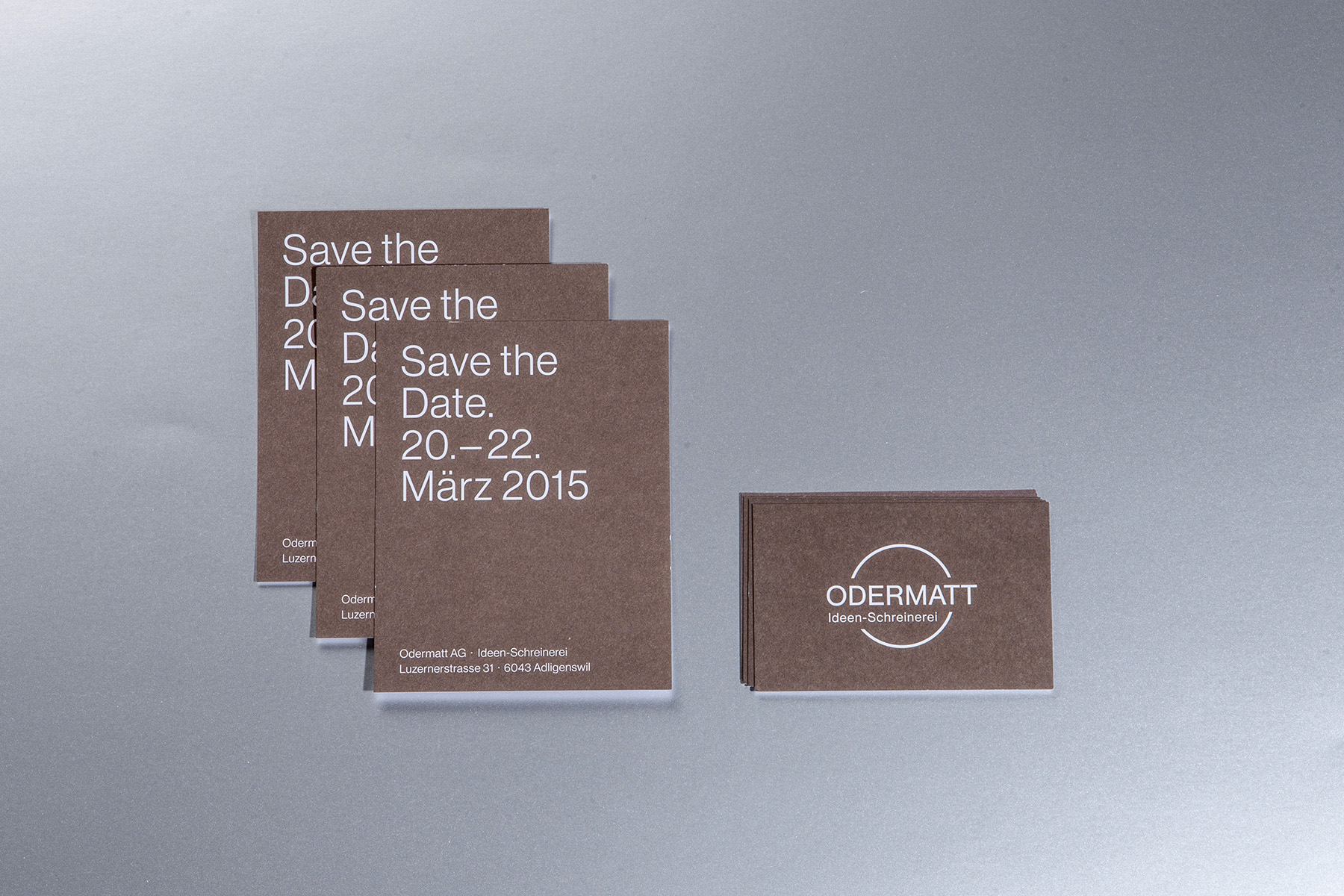 Odermatt Corporate Design