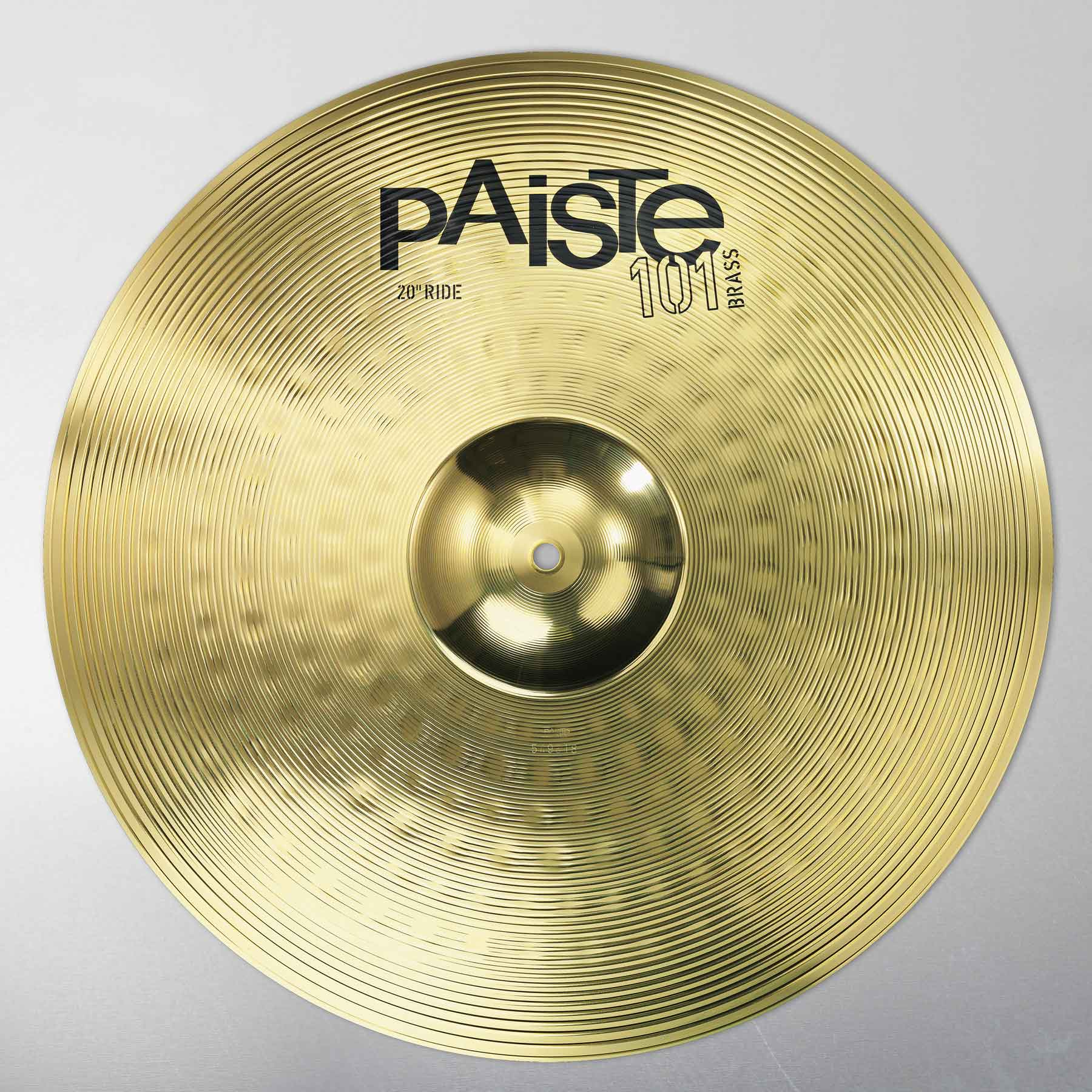 Paiste Logo 101 Design Corporate Design