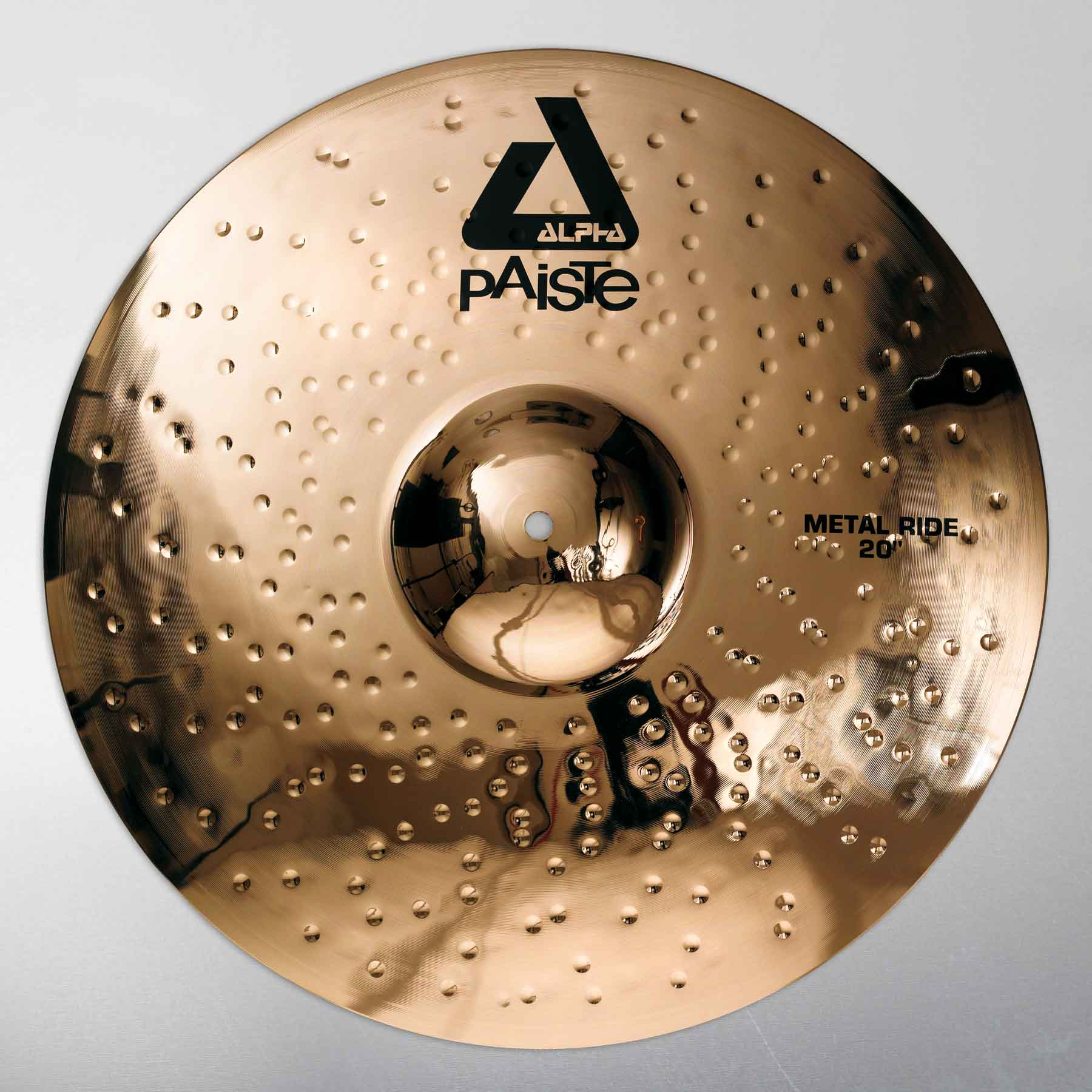 Paiste Logo Alpha Design Corporate Design