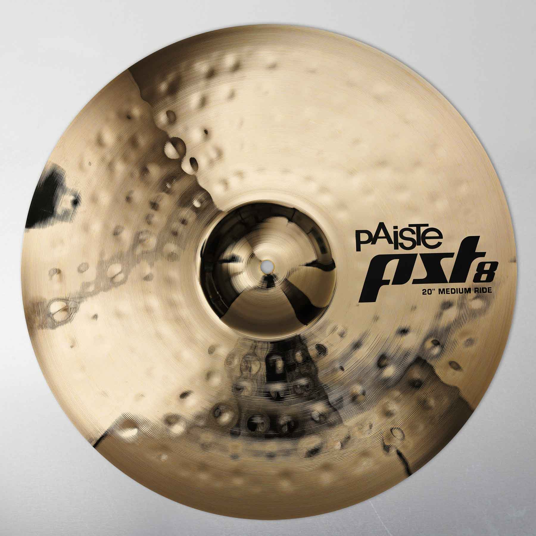 Paiste Logo PST Design Corporate Design