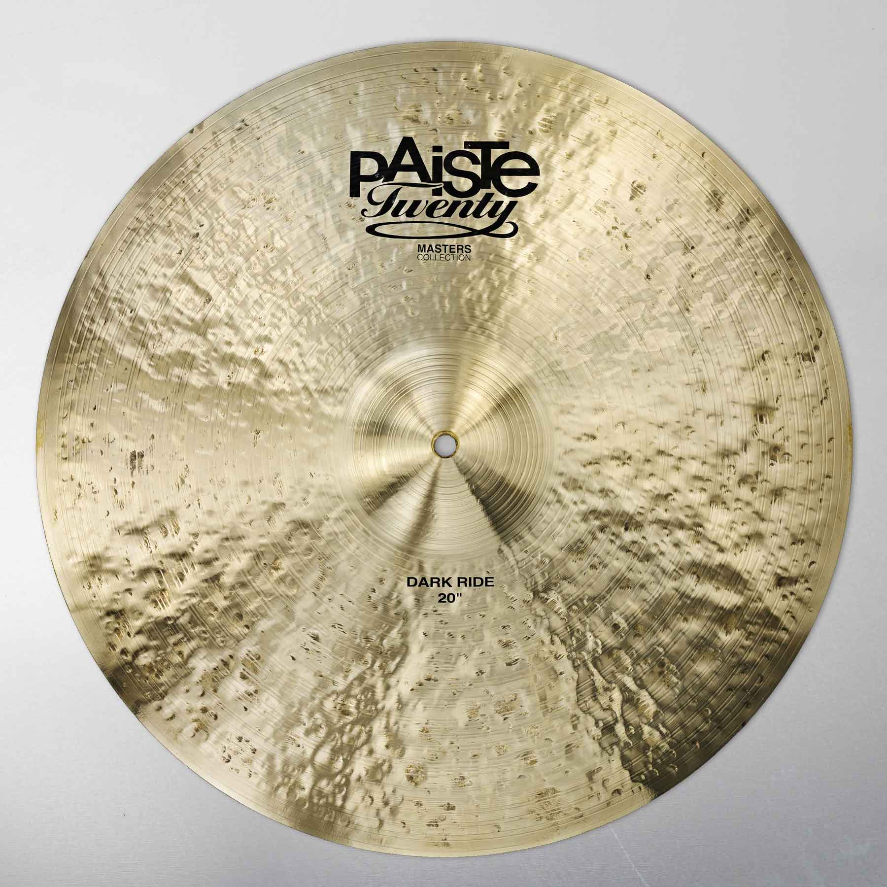 Paiste Logo Twenty Design Corporate Design