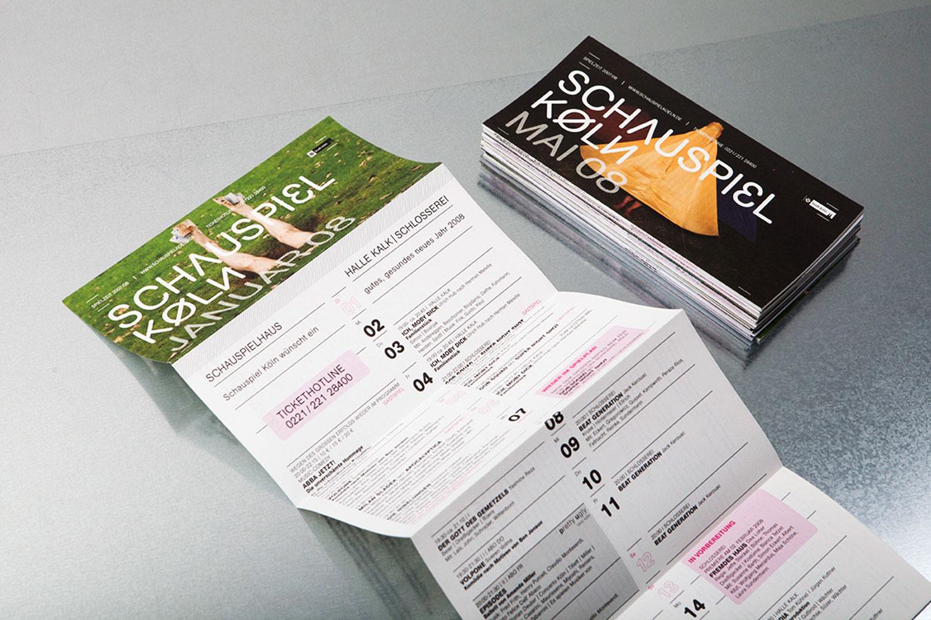 Schauspiel Köln Programm 2007/08
