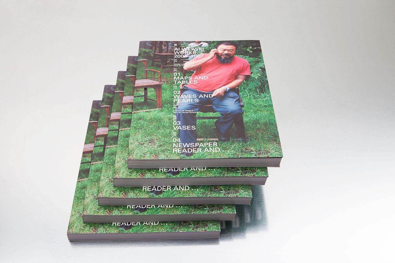 Ai Wei Wei Books Werkbuch