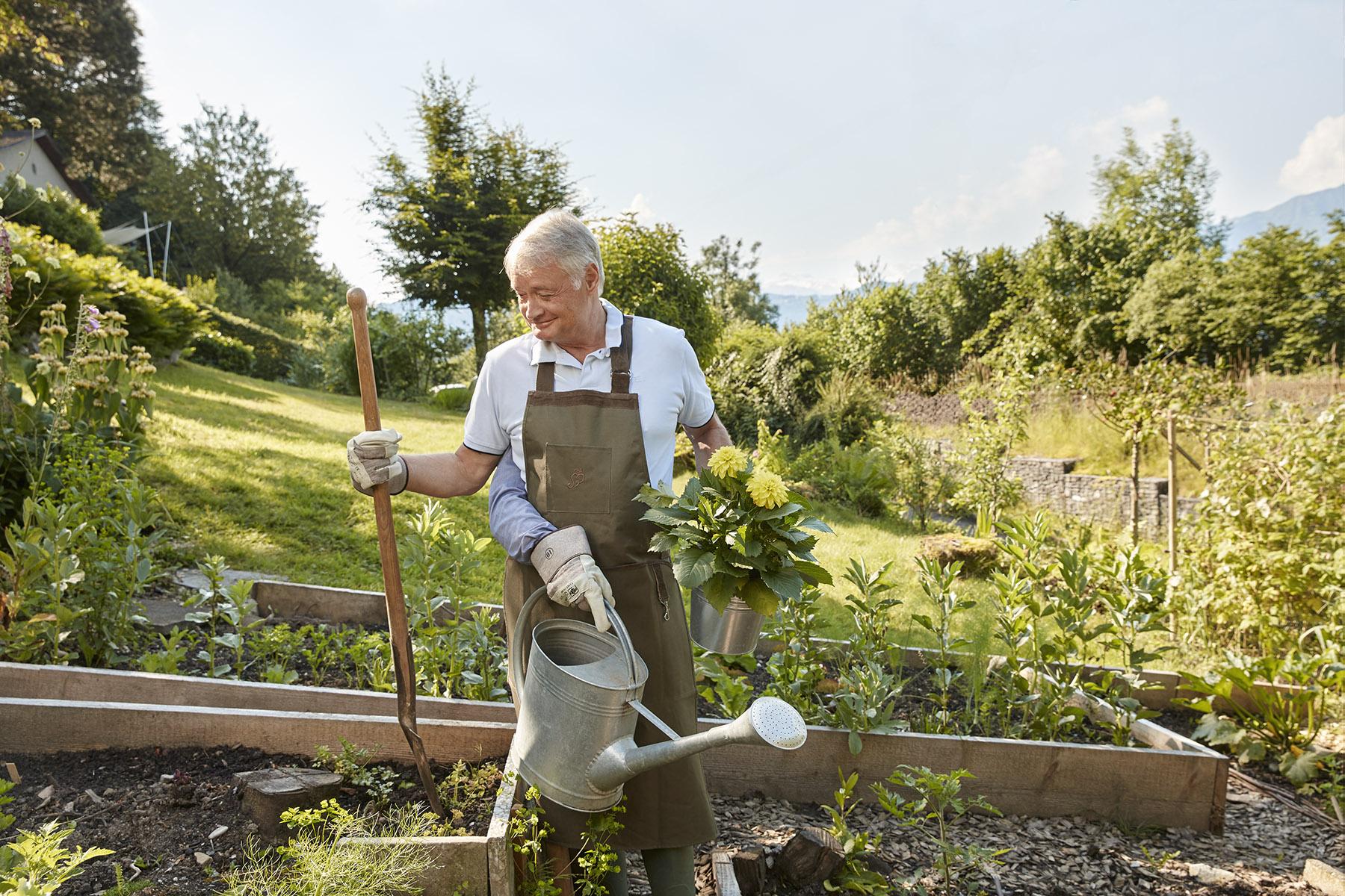 IG Arbeit Gartenservice Imagekampagne