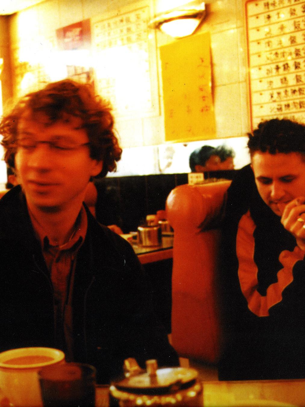 Velvet in Hongkong 1997