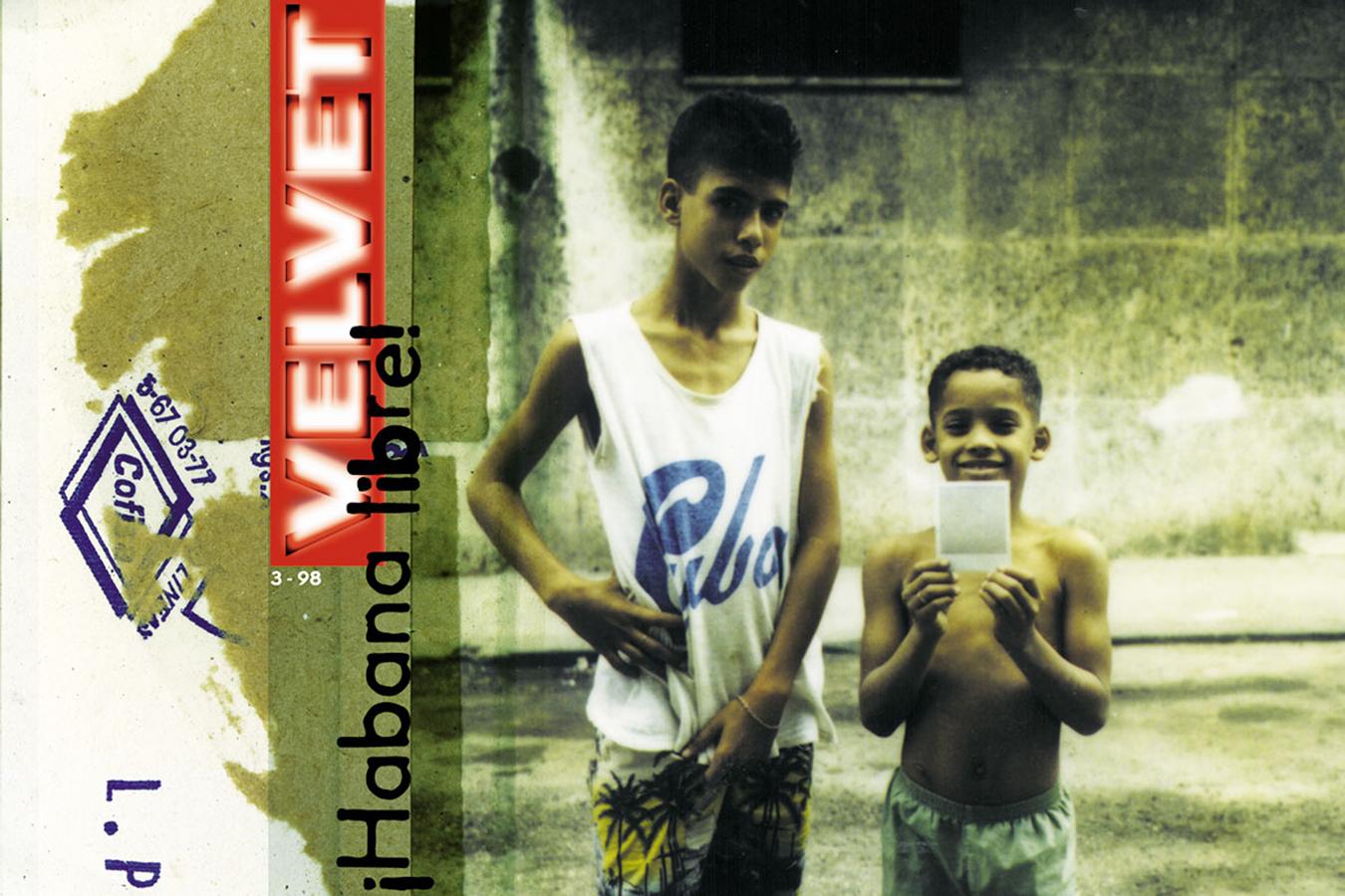 Velvet Reise Habana libre