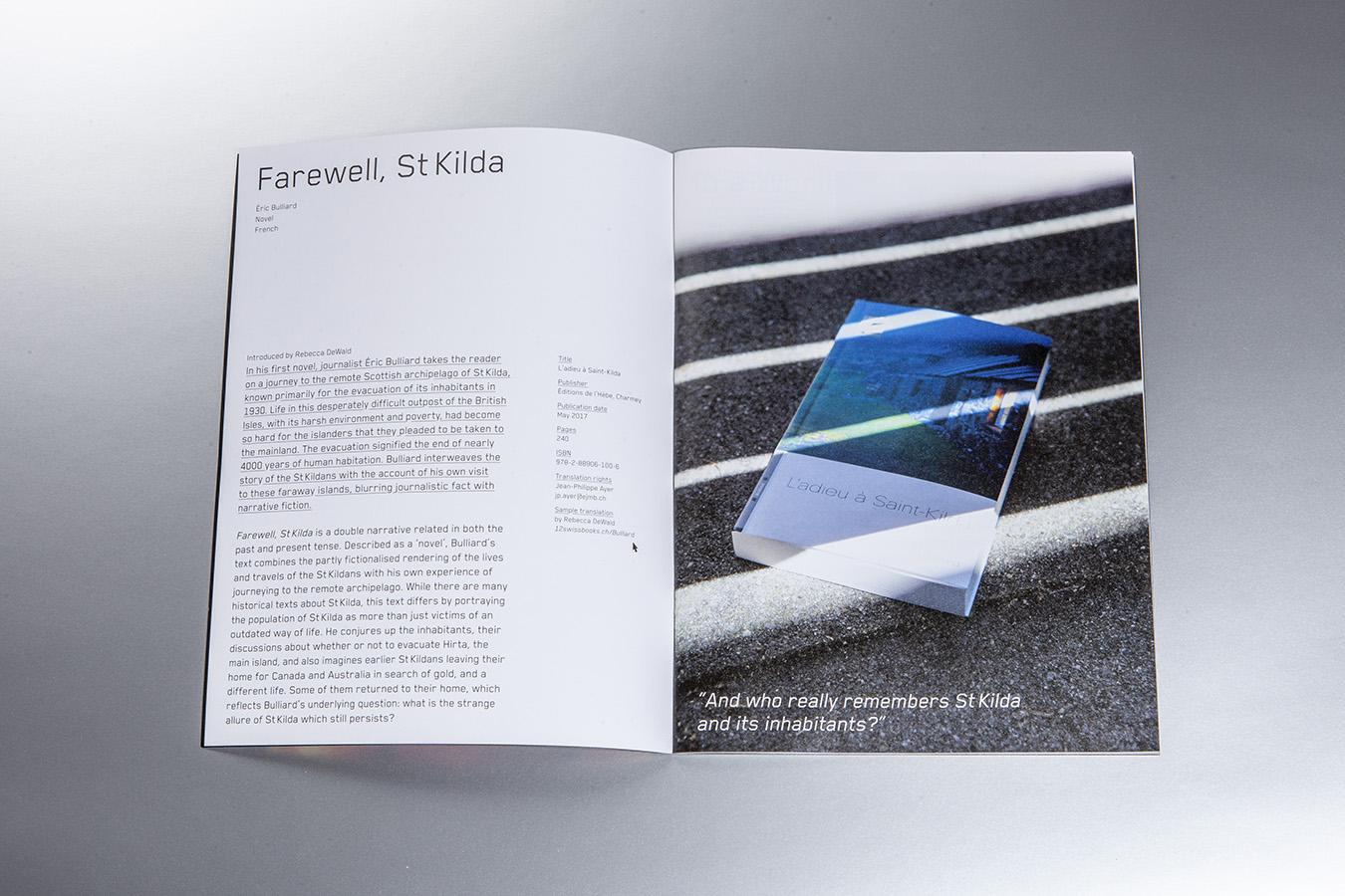 Pro Helvetia 12 Swiss Books Magazin Content