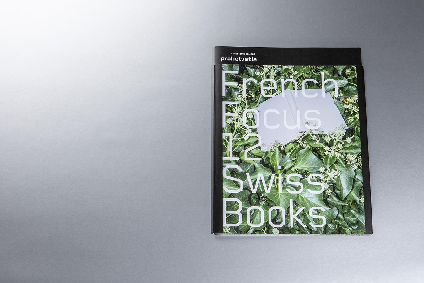 Pro Helvetia 12 Swiss Books Magazin Cover