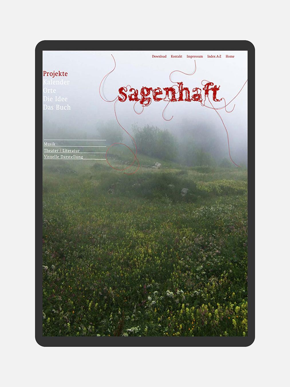 Albert Köchlin Stiftung Sagenhaft Velvet Web Usability