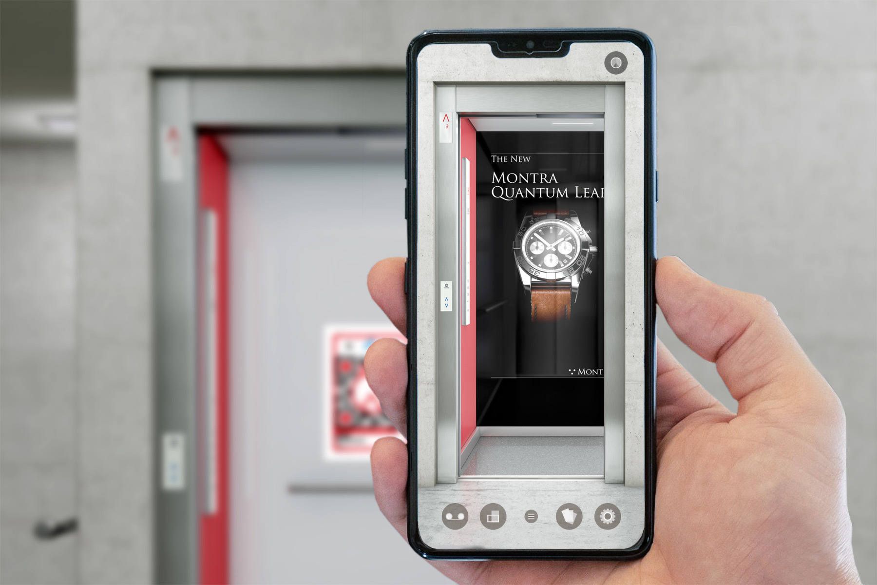 Schindler AR App