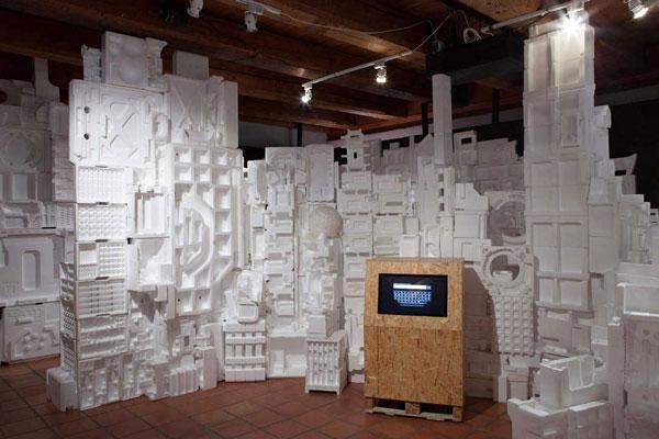Historisches Museum Luzern Szenografie Sagenmaschine