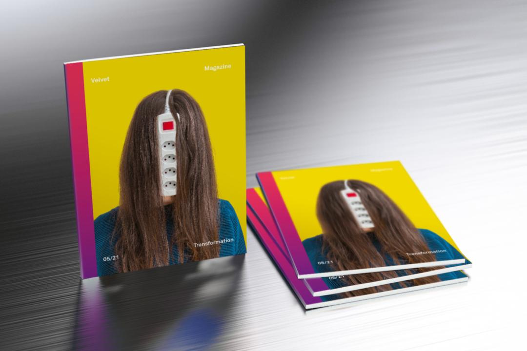 Magazin Velvet Transformation