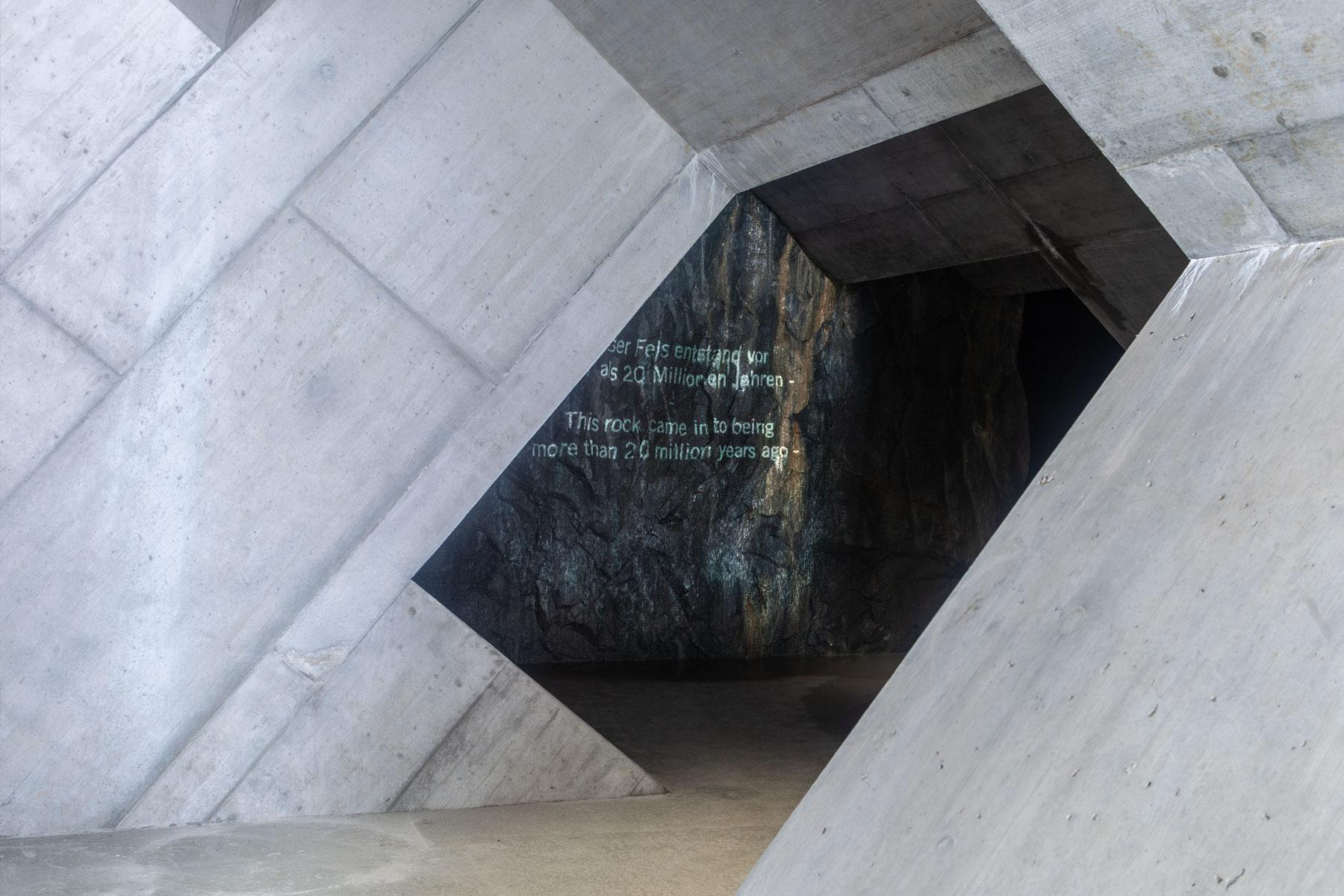 Gletschergarten Luzern Felsenwelt